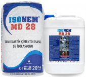 Isonem Md 28 Tam Elastik Çimento Esaslı Su...