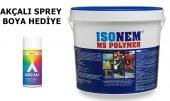 Isonem Ms Polymer 18 Kg Şeffaf (Hediyeler)