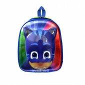 Pijamaske Anaokulu Erkek Çocuk Sırt Çanta Okul Çanta Maske Hediye