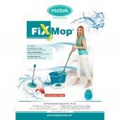 Motek Fix Mop Temizlik Kovası Mıcrofiber Temizlik Seti