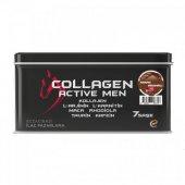 Voonka Collagen Actıve Man 7 Saşe Çikolata Skt...