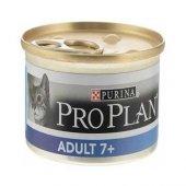 Proplan Adult 7+ Ton Balıklı Konserve Kedi Maması ...