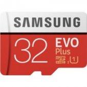 Samsung Mb Mc32ga Tr 32 Gb Evo Plus 100 Mb Class 10 Micro Sd