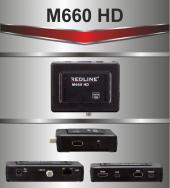 REDLINE M660 FULL HD UYDU ALICISI