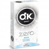 Okey Prezervatif Zero Aqua 10lu