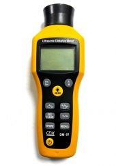 Cem Dm01 Ultrasonik Lazer Metre Mesafe Ölçer 16metre