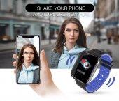 Olix A6 Sport Smart Watch Akıllı Saat Su Geçirmez, Tansiyon ve Nabız Ölçer, Uyku Takip-8