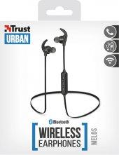 Trust Melos Kablosuz Bluetooth Kulak İçi Kulaklık