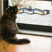 Trackn Roll Cama Yapıştırılan Vantuzlu Kedi...