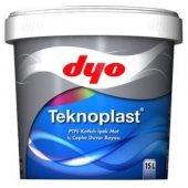 Dyo Teknoplast Ptfe Katkılı İç Cephe Boyası 7,5...