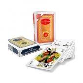 İskambil Oyun Kağıdı - Birinci Sınıf Oyun Kartı - 2 Adet-2