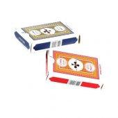 İskambil Oyun Kağıdı - Birinci Sınıf Oyun Kartı - 2 Adet-3