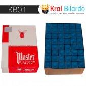 Master Gros Tebeşir 144lü Paket Mavi