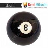 Kb23 Belçika Tek Top Siyah No 8