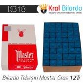 Kb18 Master Gros Tebeşir 12li