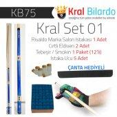 KB75 Kral Set 01 ( Istaka + 2x Eldiven + 1 Paket Tebeşir + Ista