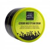 Revlon D Fi Extreme Hold Styling Cream Aşırı Güçlü Tutucu Çok Parlak Krem Wax 150gr