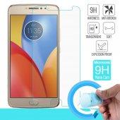 Motorola Moto E4 Nano Cam Ekran Koruyucu