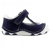Teo 2600 Beyaz 100 Deri Ortopedik Günlük Unisex Çocuk Ayakkabı