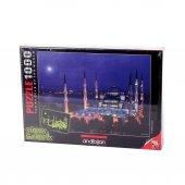 Anatolian Sultanahmet Camii 1000 Prç Puzzle