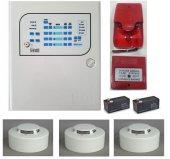 Yangın Alarm Paneli Set