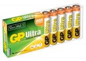 Gp R03 Aaa Boy Ultra Alkalin İnce Kalem Pil 12li Paket Gp24au Vs12