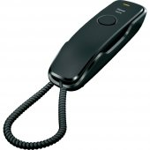 Gigaset Da210 Siyah Duvar Telefonu