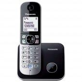 Panasonic Kx Tg6811 Siyah Telsiz Dect Telefon Elektrik Kesintisinde Konuşabilme