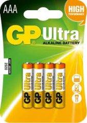 Gp Lr03 Ultra Alkalin 4lü İnce Kalem Pil