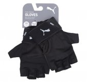 Puma Tr Ess Gloves Premium Unisex Ağırlık Eldiveni Siyah