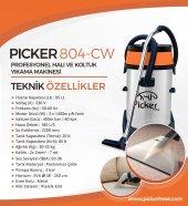 Picker 804 Cw Profesyonel Halı Koltuk Yıkama Makinesi