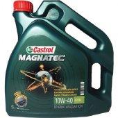 Castrol Magnatec 10w 40 4 Litre Benzinli+lpgli Motor Yağı *a3 B4