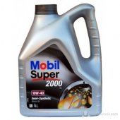 Mobil Super 2000 10w 40 4 Litre (Üretim Yılı 2018' Dir)