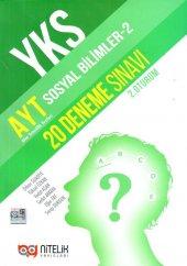 Nitelik YKS 2.Oturum AYT Sosyal Bilimler-2 20li Deneme Sınavı