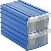 Sembol Plastik Y92 Oval Çekmeceli Plastik Çekmeceli Kutu