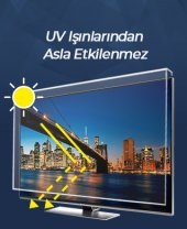 SAMSUNG 40NU7500 TV EKRAN KORUYUCU / EKRAN KORUMA CAMI Etiasglass-5