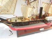 Misiny Uss Susquehanna Gemi Maketi