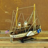 Misiny Nostaljik New York Gemi Maketi
