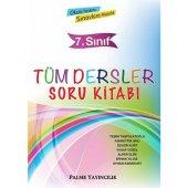 7.sınıf Tüm Dersler Soru Kitabı Palme Yayınları