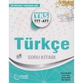 Palme Yks Tyt Ayt Türkçe Soru Kitabı (Yeni) Komisyon
