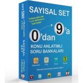 0 Dan 9 A Konu Anlatımlı Soru Bankası Sayısal Set