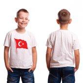 Tshirthane Bayrak Tişört Çocuk Tshirt