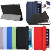 Ipad Mini 3 Kılıf 7.9 Smart Case Kapaklı Ön Arka Full Koruma