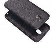 Samsung Galaxy J5 Pro J530 Kılıf Nish Silikon Kap Kapak + Kırılmaz Cam Ekran Koruyucu-3