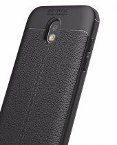 Samsung Galaxy J5 Pro J530 Kılıf Nish Silikon Kap Kapak + Kırılmaz Cam Ekran Koruyucu-4