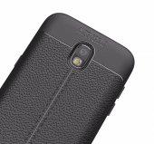 Samsung Galaxy J5 Pro J530 Kılıf Nish Silikon Kap Kapak + Kırılmaz Cam Ekran Koruyucu-5