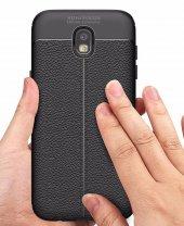 Samsung Galaxy J5 Pro J530 Kılıf Nish Silikon Kap Kapak + Kırılmaz Cam Ekran Koruyucu-6
