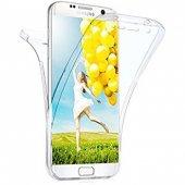 Samsung Galaxy S7 Edge 360 Derece Kılıf Ön Arka Koruyucu Kapak Full Kaplama-3
