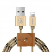 Baseus Rapid Power İphone Hızlı Şarj Kablosu Kablo 50cm Gold