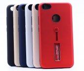 Xiaomi Redmi Note 5A Kılıf Olive Kemerli Standlı Kapak Koruyucu-2